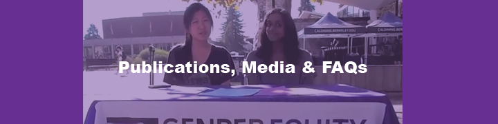 Publications Media FAQs  Resources Banner