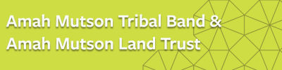 Amah Mutson Tribal Band and Land Trust Parnership link