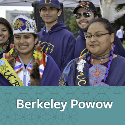 Berkeley Powwow- link to information about Berkeley Powwow